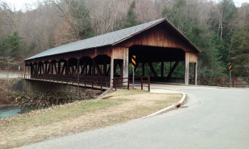 Mohican Covered Bridge